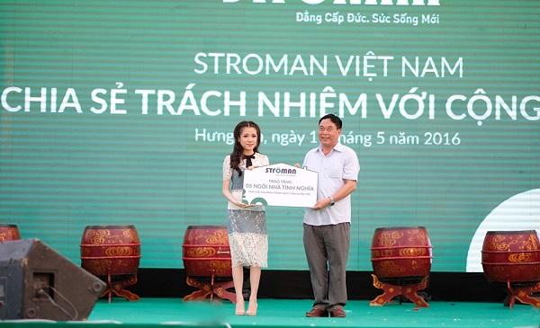 Khánh thành nhà máy ống nhựa Stroman tiêu chuẩn Đức 3