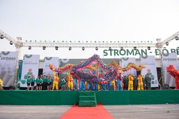 Khánh thành nhà máy ống nhựa Stroman tiêu chuẩn Đức 9