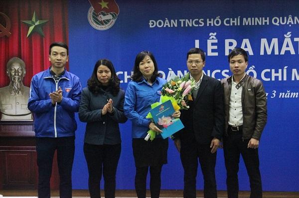 Lễ ra mắt chi đoàn TNCS Hồ Chí Minh Tân Á 3