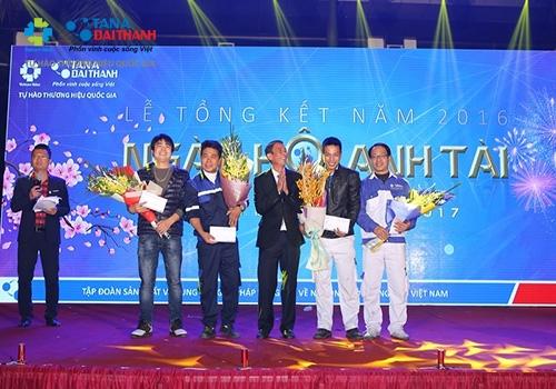 Lễ tổng kết 2016 - Ngày hội anh Tài 7