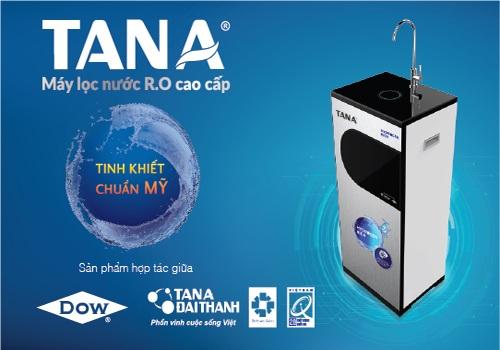 Nhận biết máy lọc nước sử dụng màng lọc R.O chính hãng 1