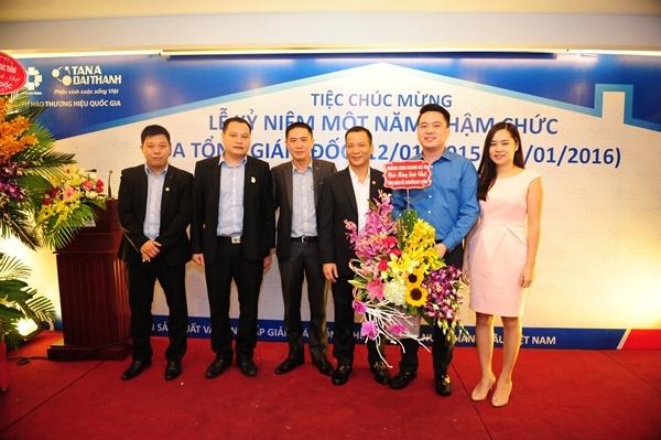 Nhìn lại chặng đường một năm thành công của Tổng Giám Đốc Tập đoàn Tân Á Đại Thành 4