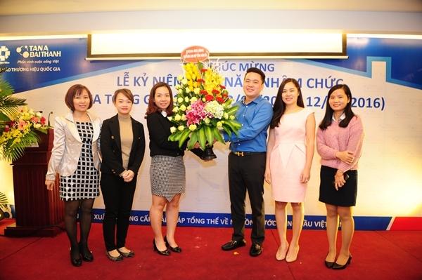 Nhìn lại chặng đường một năm thành công của Tổng Giám Đốc Tập đoàn Tân Á Đại Thành 5