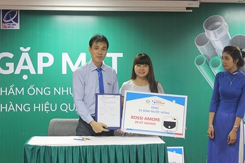 Ống nhựa Ströman là sản phẩm hoàn thiện Bộ giải pháp tổng thể về nguồn nước của Tập đoàn Tân Á Đại Thành 4