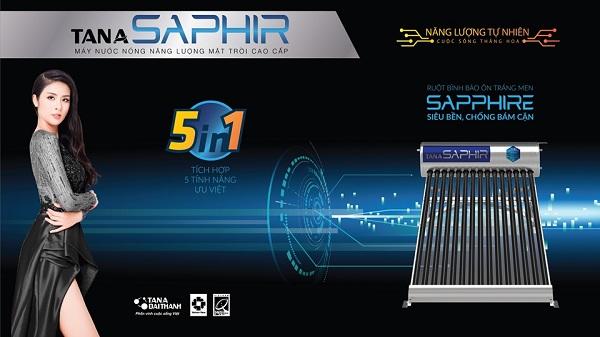 Máy nước nóng năng lượng mặt trời Tân Á Pro 2