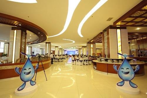 Rực rỡ Hội thảo ra mắt dòng sản phẩm mới của Tập đoàn Tân Á Đại Thành 1