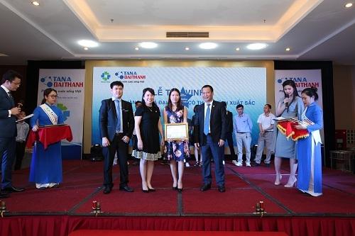 Rực rỡ Hội thảo ra mắt dòng sản phẩm mới của Tập đoàn Tân Á Đại Thành 10
