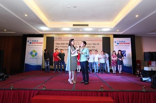 Rực rỡ Hội thảo ra mắt dòng sản phẩm mới của Tập đoàn Tân Á Đại Thành 11