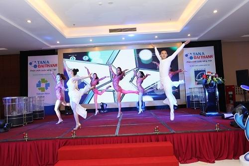 Rực rỡ Hội thảo ra mắt dòng sản phẩm mới của Tập đoàn Tân Á Đại Thành 5