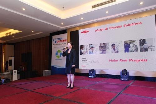 Rực rỡ Hội thảo ra mắt dòng sản phẩm mới của Tập đoàn Tân Á Đại Thành 8