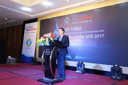 Rực rỡ Hội thảo ra mắt dòng sản phẩm mới của Tập đoàn Tân Á Đại Thành 9
