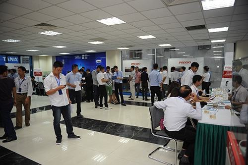 Tân Á Đại Thành chính thức ra mắt bộ sản phẩm cao cấp thương hiệu Pregio