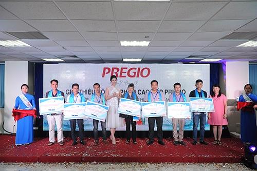 Tân Á Đại Thành chính thức ra mắt bộ sản phẩm cao cấp thương hiệu Pregio 10