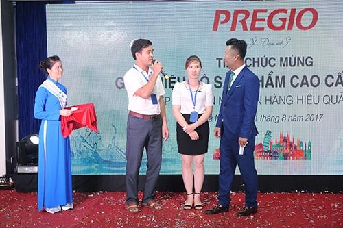 Tân Á Đại Thành chính thức ra mắt bộ sản phẩm cao cấp thương hiệu Pregio 11