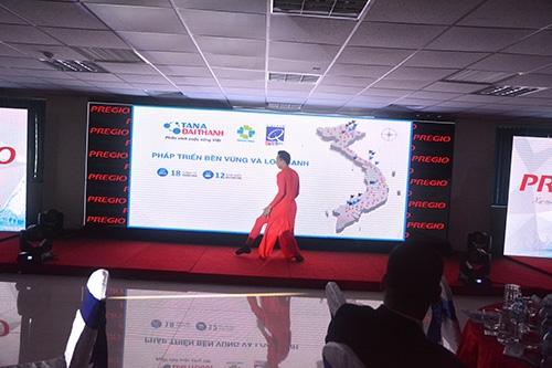 Tân Á Đại Thành chính thức ra mắt bộ sản phẩm cao cấp thương hiệu Pregio 3