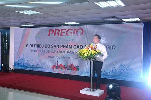 Tân Á Đại Thành chính thức ra mắt bộ sản phẩm cao cấp thương hiệu Pregio 6
