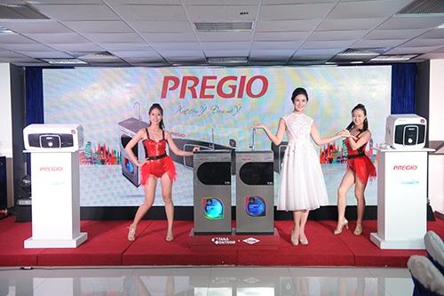 Tân Á Đại Thành chính thức ra mắt bộ sản phẩm cao cấp thương hiệu Pregio 7