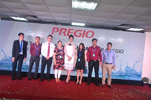 Tân Á Đại Thành chính thức ra mắt bộ sản phẩm cao cấp thương hiệu Pregio 9