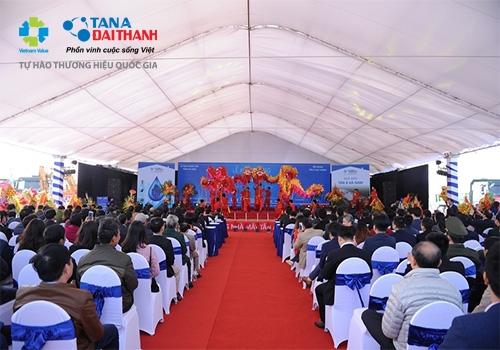 Tân Á Đại Thành khởi công nhà máy thứ 12 tại Hà Nam 10