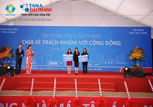 Tân Á Đại Thành khởi công nhà máy thứ 12 tại Hà Nam 4