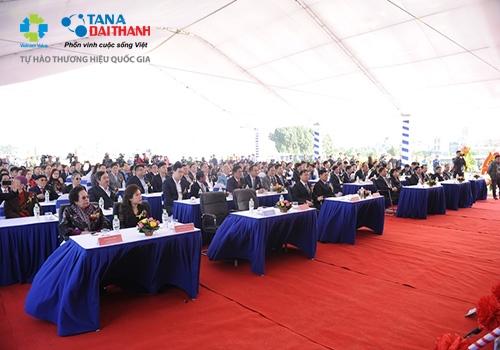 Tân Á Đại Thành khởi công nhà máy thứ 12 tại Hà Nam 7