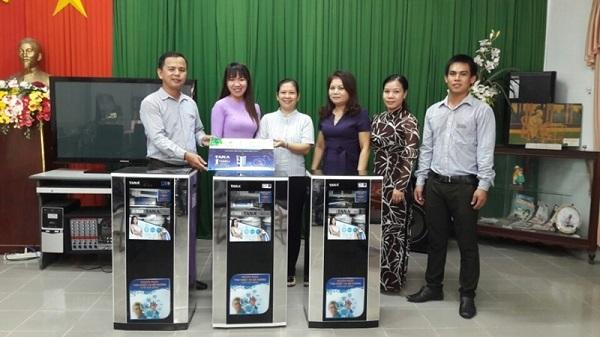 Tân Á Đại Thành mang nguồn nước sạch đến người dân Việt 2