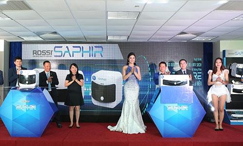 Tân Á Đại Thành ra mắt Bình nước nóng ứng dụng công nghệ tự làm sạch ruột bình