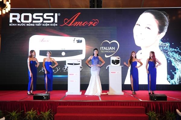Tân Á Đại Thành ra mắt sản phẩm Bình nước nóng thế hệ mới - Rossi Amore 6