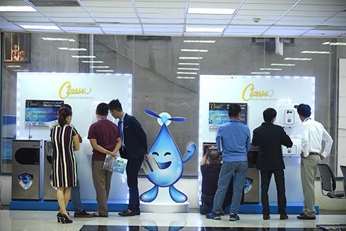 Tân Á Đại Thành ra mắt thương hiệu sản phẩm cao cấp Classio 1