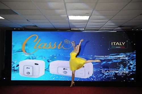 Tân Á Đại Thành ra mắt thương hiệu sản phẩm cao cấp Classio 3