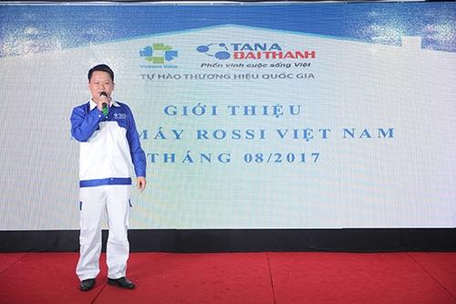 Tân Á Đại Thành ra mắt thương hiệu sản phẩm cao cấp Classio 5