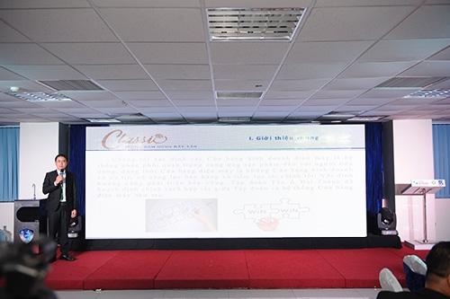 Tân Á Đại Thành ra mắt thương hiệu sản phẩm cao cấp Classio 7