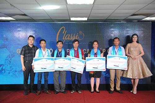 Tân Á Đại Thành ra mắt thương hiệu sản phẩm cao cấp Classio 8