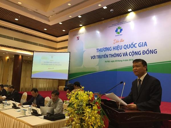 """Tân Á Đại Thành tham dự diễn đàn """"Thương hiệu Quốc gia với truyền thông và cộng đồng"""""""