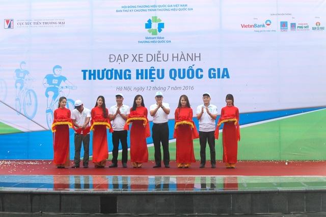 Tân Á Đại Thành tham dự tuần lễ thương hiệu quốc gia 2016 1