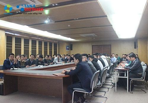 Tân Á Đại Thành tích cực đào tạo kỹ năng nghề nghiệp cho nhân viên 1