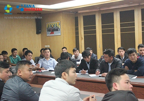 Tân Á Đại Thành tích cực đào tạo kỹ năng nghề nghiệp cho nhân viên 2