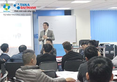 Tân Á Đại Thành tích cực đào tạo kỹ năng nghề nghiệp cho nhân viên 3