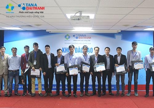 Tân Á Đại Thành tích cực đào tạo kỹ năng nghề nghiệp cho nhân viên 4