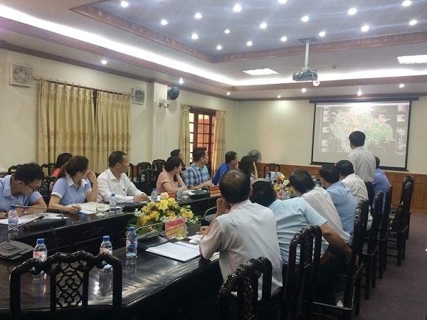 Tân Á Đại Thành tìm kiếm cơ hội đầu tư vào tỉnh Hà Nam 1