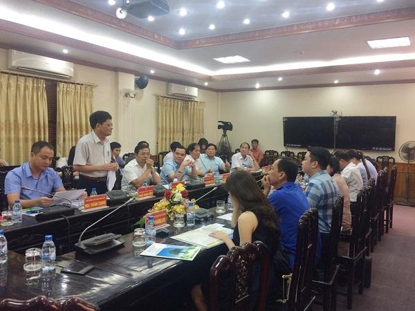 Tân Á Đại Thành tìm kiếm cơ hội đầu tư vào tỉnh Hà Nam 2