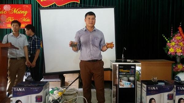 Tân Á Đại Thành tổ chức hội thảo tư vấn sử dụng nước sạch cho hộ gia đình 1