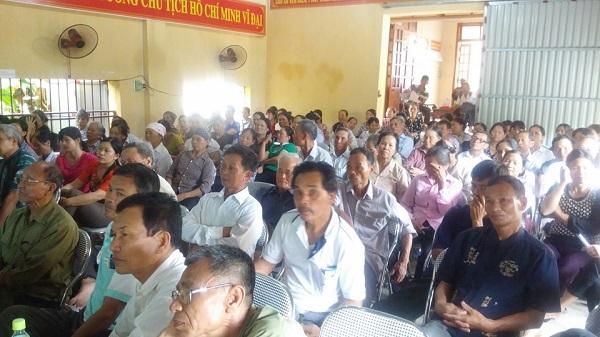 Tân Á Đại Thành tổ chức hội thảo tư vấn sử dụng nước sạch cho hộ gia đình 4