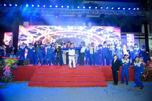 """Tân Á Đại Thành tổ chức thành công đại lễ hội """"Sức trẻ tuổi 22"""" 12"""