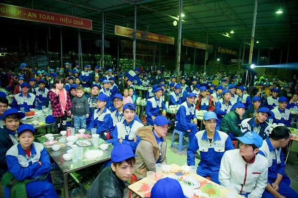 """Tân Á Đại Thành tổ chức thành công đại lễ hội """"Sức trẻ tuổi 22"""" 13"""