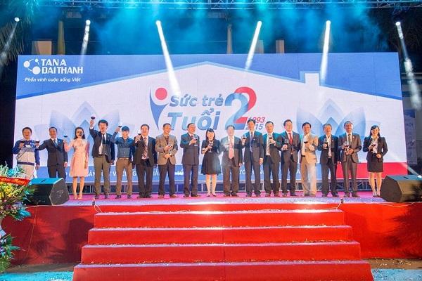 """Tân Á Đại Thành tổ chức thành công đại lễ hội """"Sức trẻ tuổi 22"""" 5"""