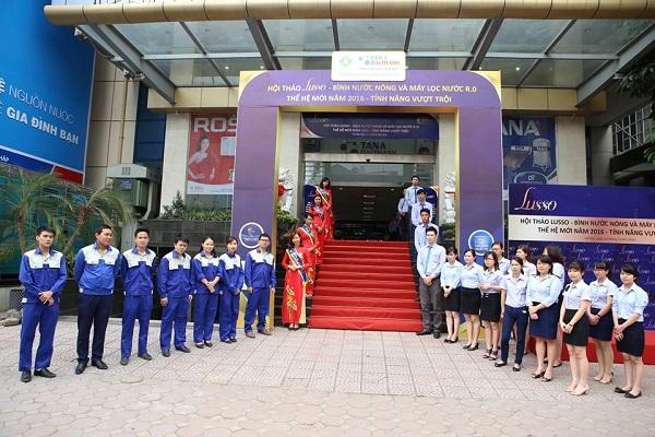 Tân Á Đại Thành từng bước hoàn thiện Bộ giải pháp tổng thể về nguồn nước 1