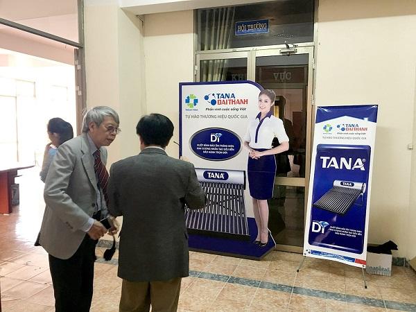 Tân Á Đại Thành với các hoạt động giảm phát thải khí nhà kính 1