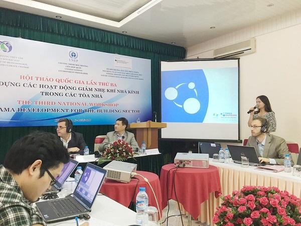 Tân Á Đại Thành với các hoạt động giảm phát thải khí nhà kính 2