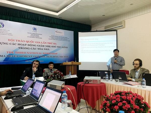 Tân Á Đại Thành với các hoạt động giảm phát thải khí nhà kính 3